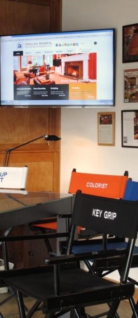 Meetings in Directors Chairs