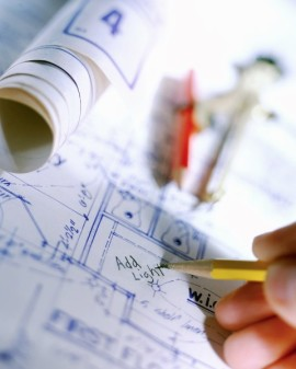 Architectural Plans receiving Edits
