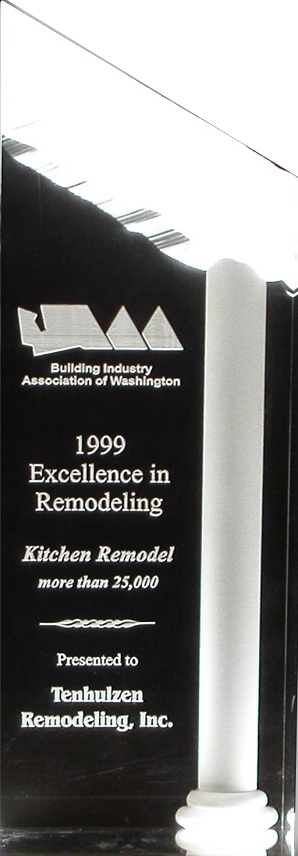 BIAW Excellence in Remodeling Award