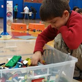 Brickfest bridge building competition