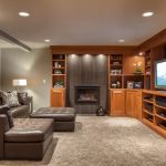 Family Room Entertainment Center