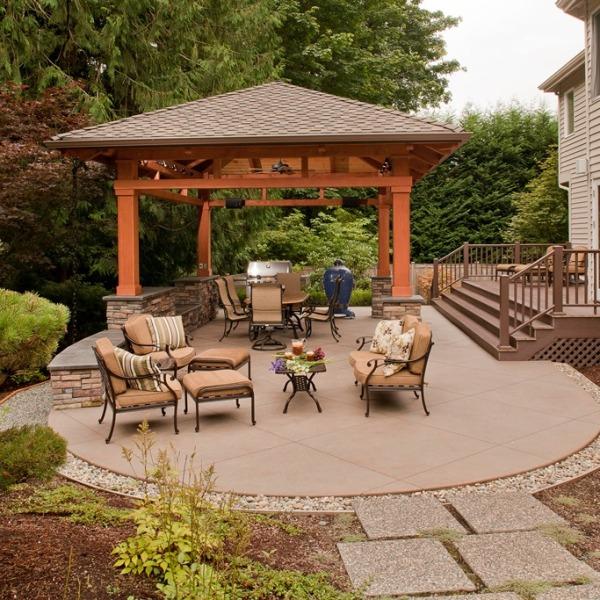 tenhulzen residential detached covered patio tenhulzen