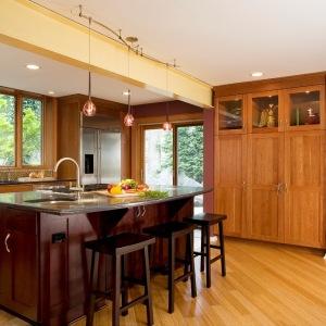 Tenhulzen Residential | Exposed I Beam Kitchen Addition   Tenhulzen  Residential