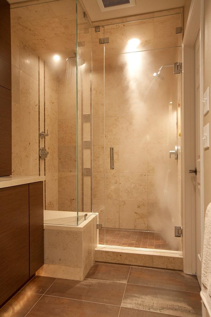 Contemporary Master Bath Tenhulzen Residential