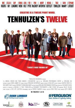 """2014: """"Tenhulzen's Twelve"""""""
