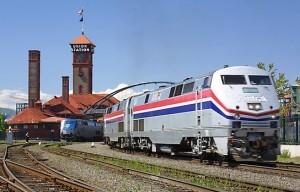 Train portland
