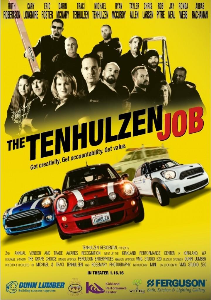 "2015: ""The Tenhulzen Job"""
