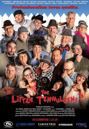 """2019: """"The Little Tenhulzens"""""""