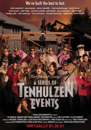 "2020: ""Series of Tenhulzen Events"""