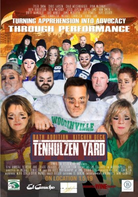 "2018: ""The Tenhulzen Yard"""