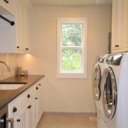 Laundry new upper floor