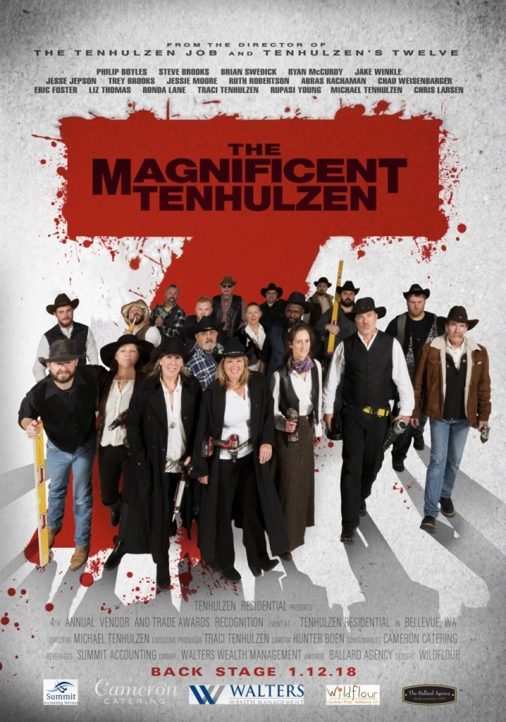 "2017: ""The Magnificent Tenhulzen"""