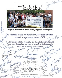 Windermere-donation