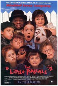 Little Rascals Poster